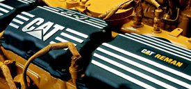 CAT Reman Engine | Foley Inc.