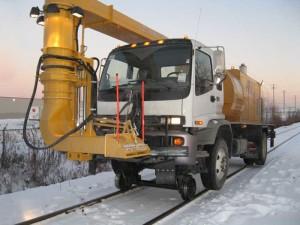 AF1 rail
