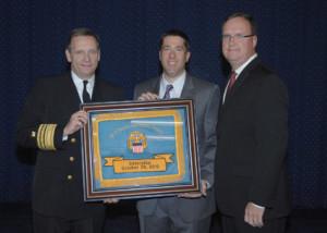 DLA Hurricane Sandy Award Ceremony