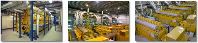 Caterpillar Power Generation Systems offers fully engineered combined heat and power generators, engines and other solutions, which provide a clean, efficient and reliable approach to generating power and thermal energy from a single fuel source