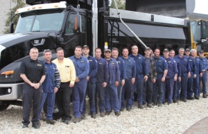 Machinery Field Service team 2