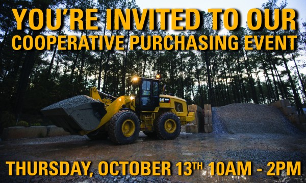 Cooperative Purchasing October Event