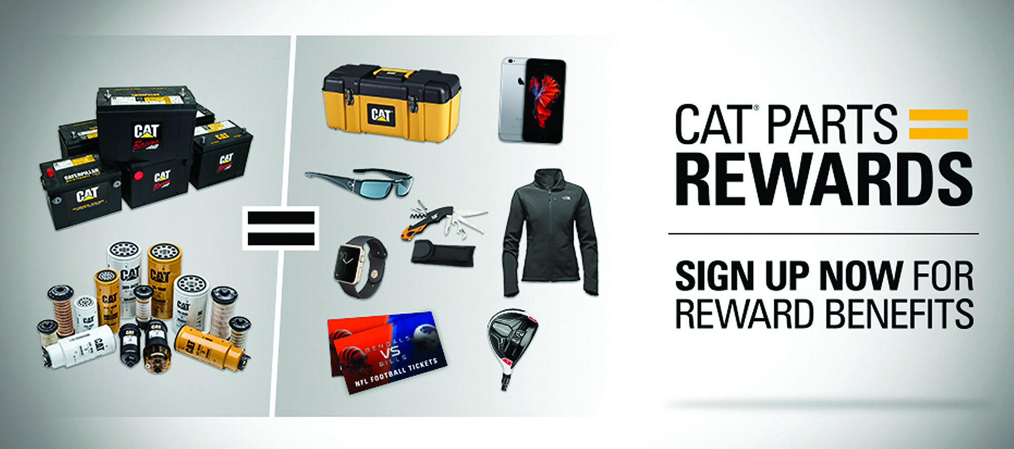 Get Rewarded Cat Loyalty Program