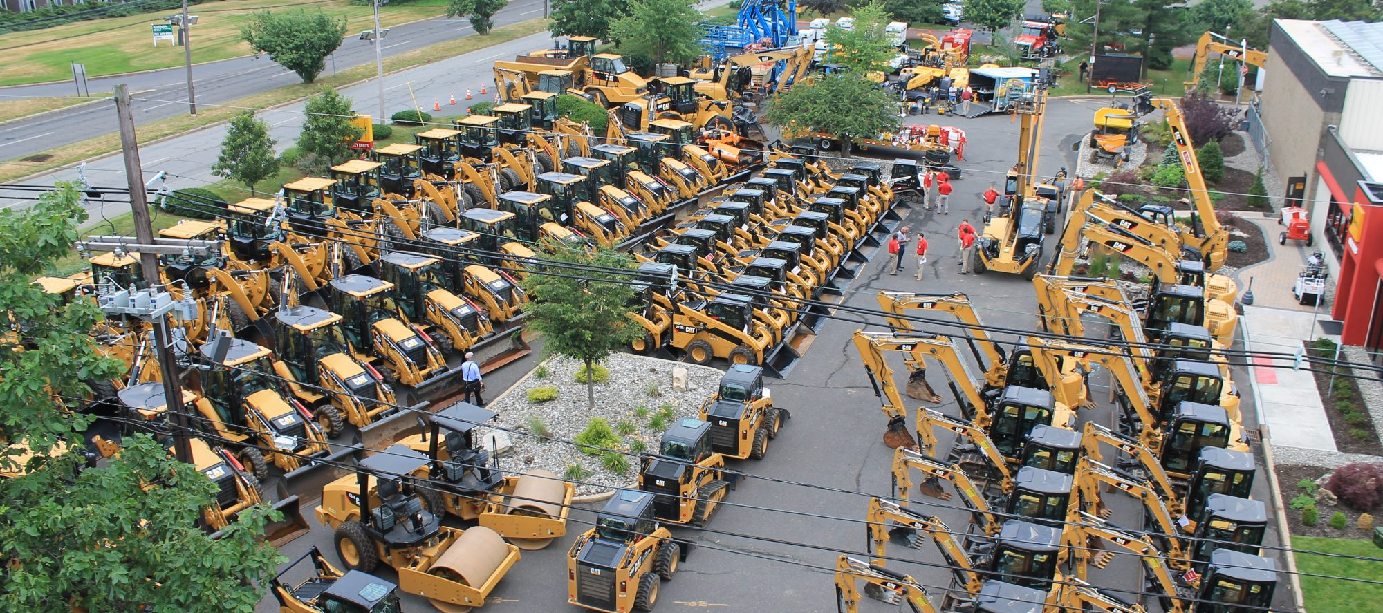 Buy & Rent Used Cat Equipment for Sale - NJ, PA, Staten Island, and