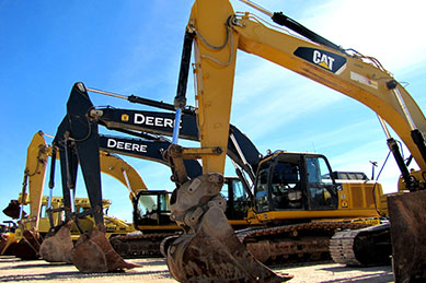 Buy Used Cat Construction Equipment for Sale - NJ, PA and DE
