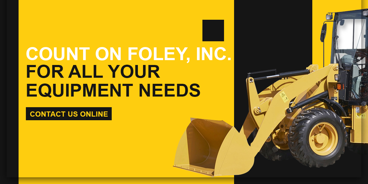 Contact Foley, Inc. Today!