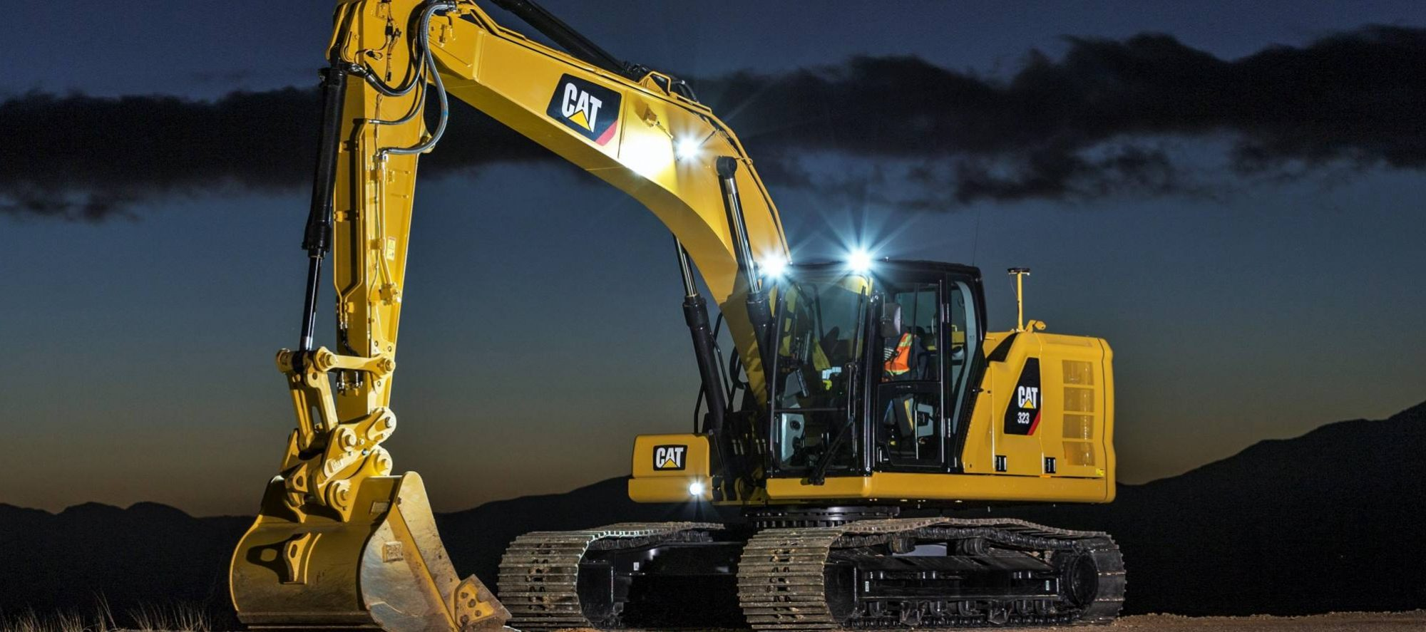 NEXT GENERATION EXCAVATORS ARE HERE