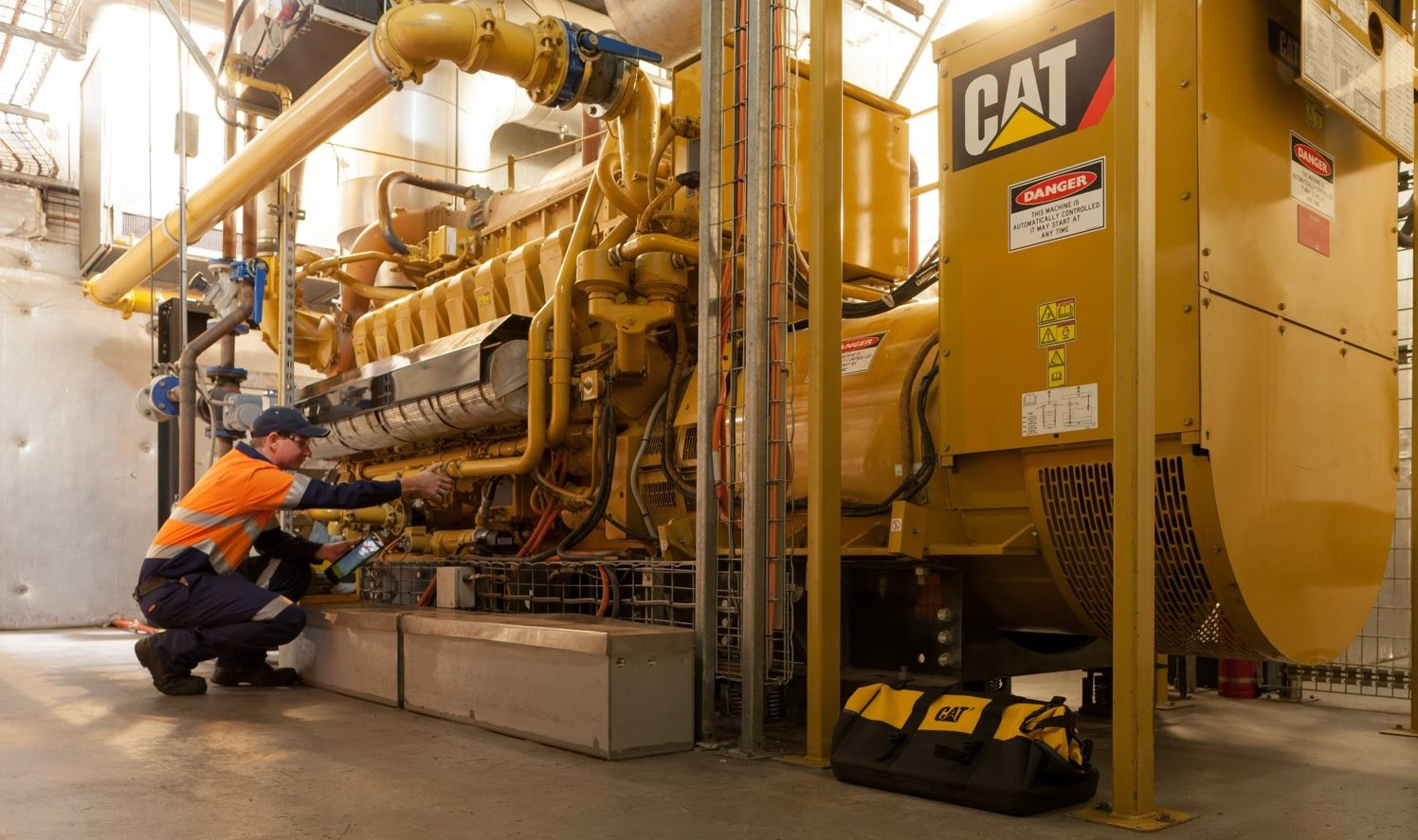 Truck Rental Nj >> Buy & Rent Used Cat Equipment for Sale - NJ, PA, Staten Island, and DE   Foley Inc