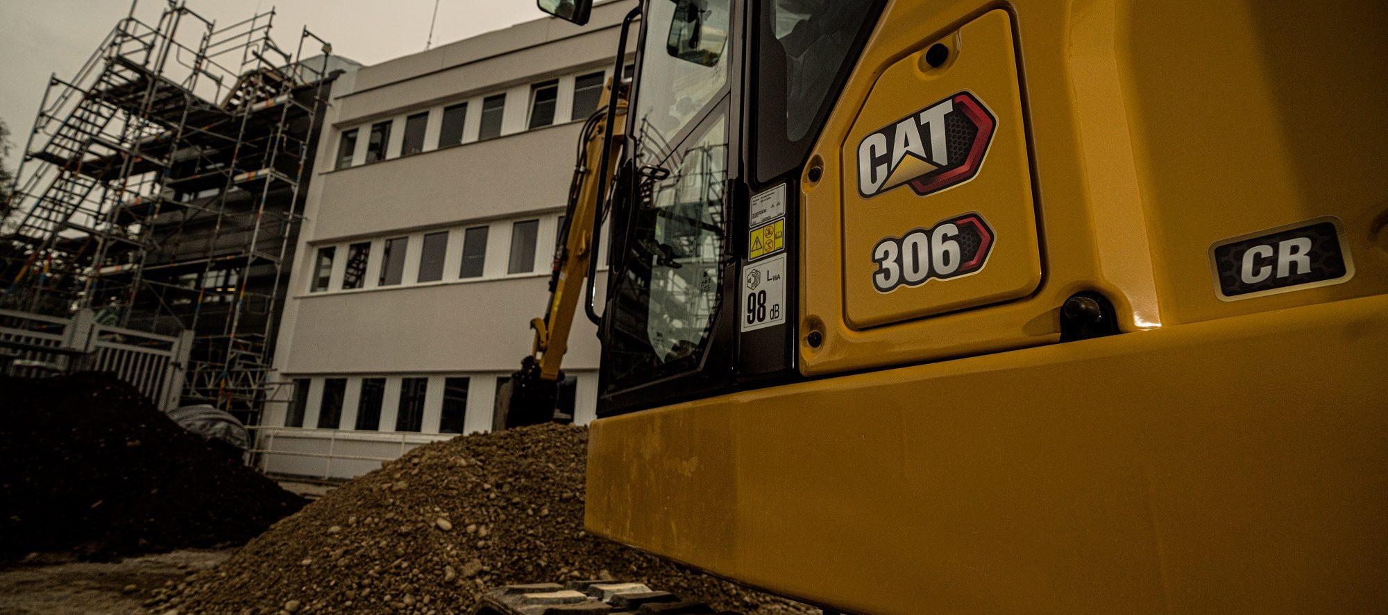 Cat 306 CR
