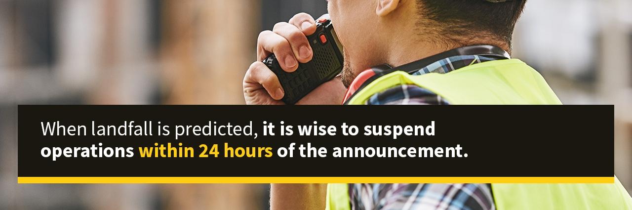 Suspend Operations